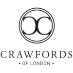 Crawfords White Logo